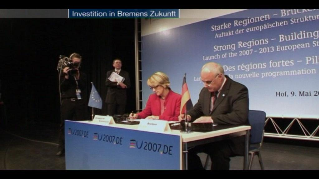 Inverstition in Bremens Zukunft