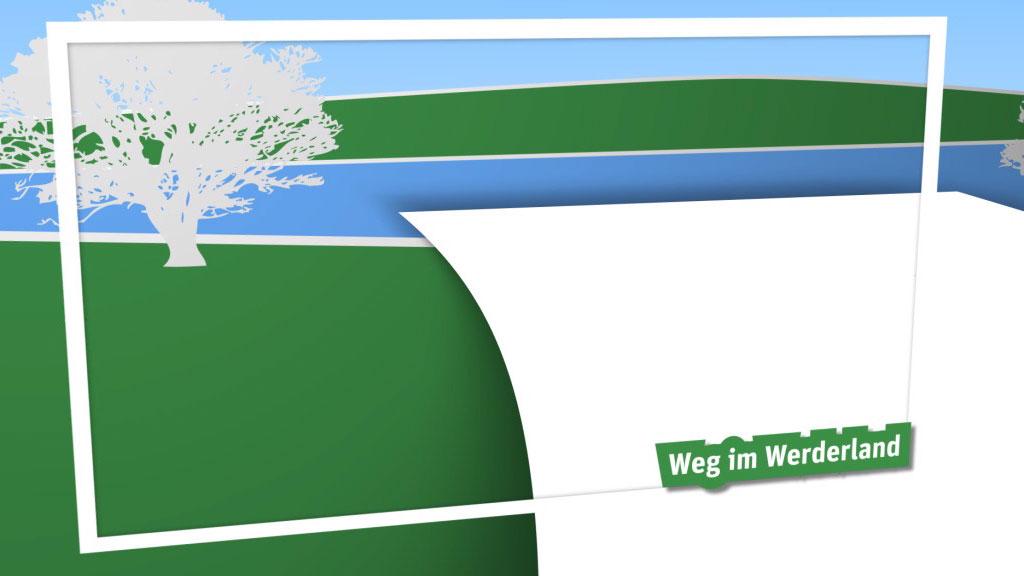 Weg im Werderland